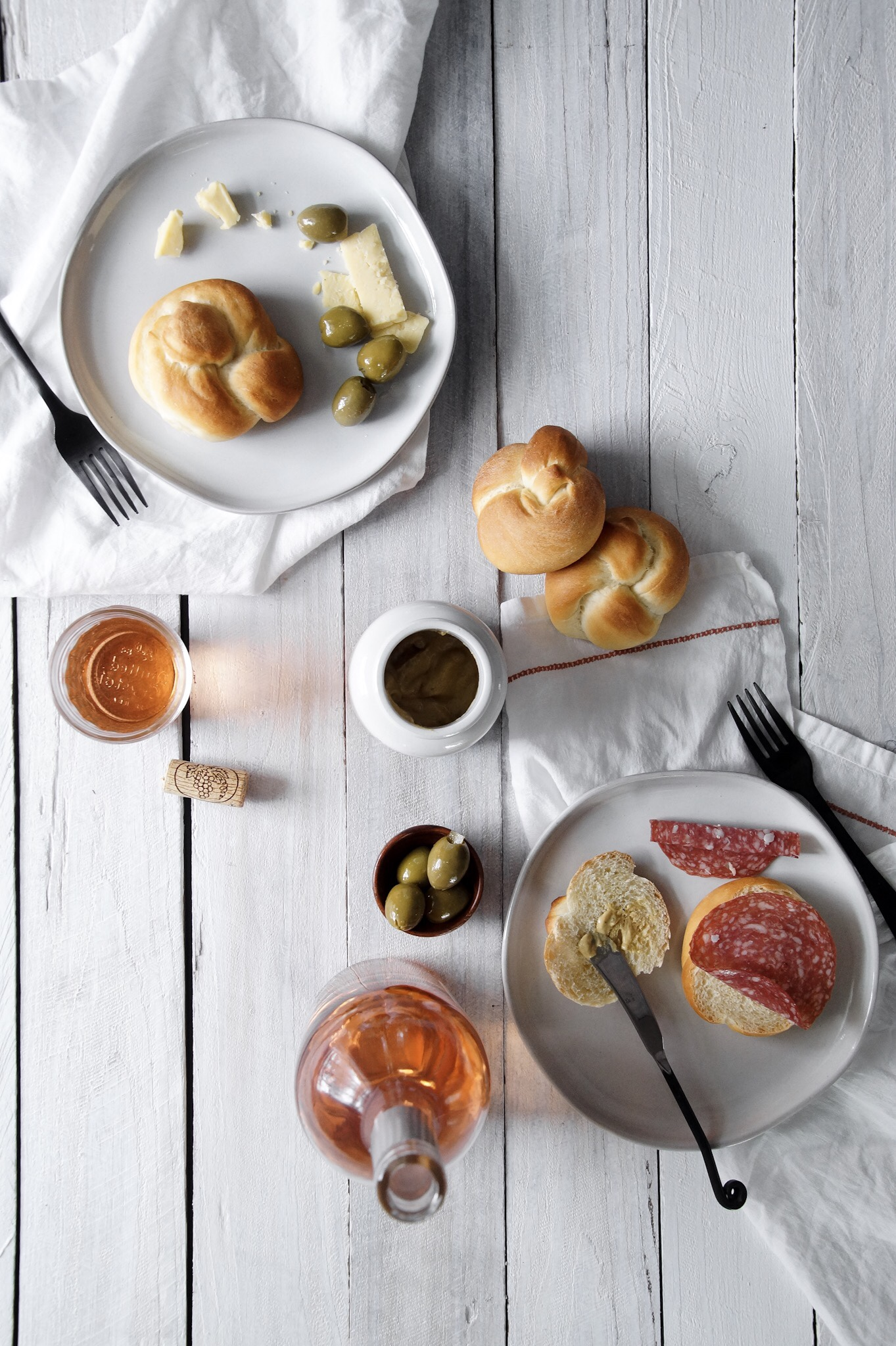 pair this recipe for milk buns with simple cheese and pickles or olives for a perfect no fuss lunch with results that are way beyond ordinary.