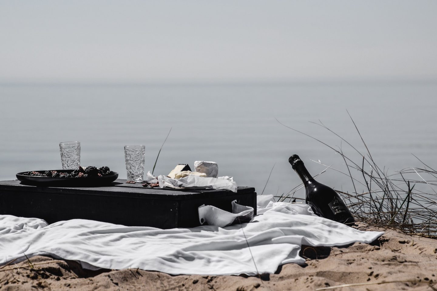 8 tips to create an amazing summer picnic.  Warren Dunes State Park