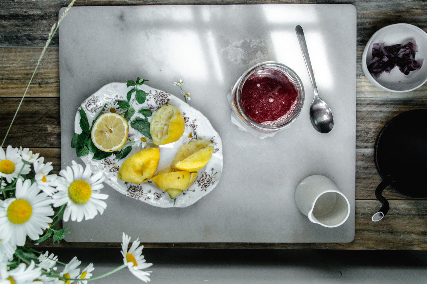 In this post I'll walk you through how to make a raspberry lemonade iced tea concentrate